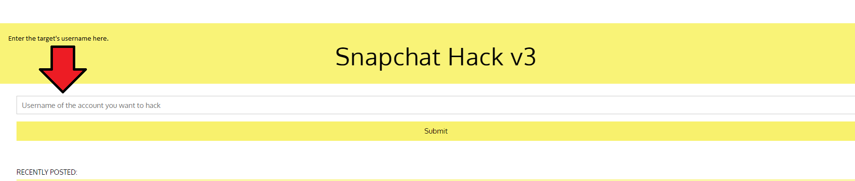 How to hack any Snapchat account instantly in 2019